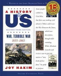 Used HISTORY OF US: Book 6 / War, Terrible War /3RD Edition (USED)