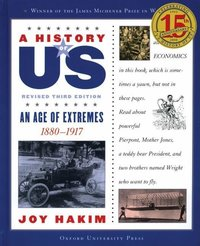 Used History Of Us: Book 8/An Age of Extremes/ 3rd Edition (USED)