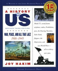 USED HISTORY OF US: BOOK 9/WAR, PEACE, AND ALL THAT JAZZ /3RD EDITION (USED)