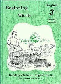 USED R&S ENGLISH 3 BEGINNING WISELY TE (USED)