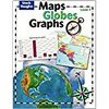 Used MAPS GRAPHS GLOBES  LEVEL F (USED)